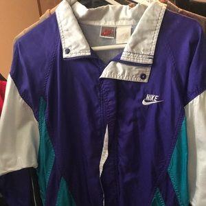 Nike rare vintage jacket